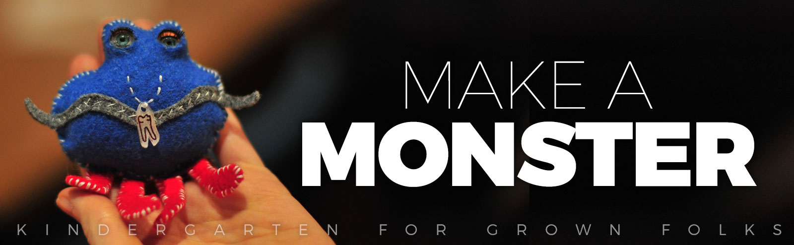 November 7 - Make a Monster!